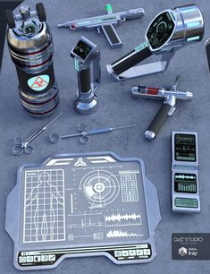 Arte Sci Fi, Sci Fi Art, Spy Gadgets, Cool Gadgets, Future Gadgets, Futuristic Technology, Technology Gadgets, Technology Design, Electronics Gadgets