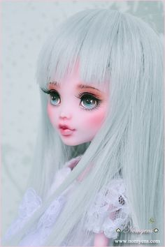 Custom Dolls, Monster High, Elsa, Disney Characters, Fictional Characters, Witch, Disney Princess, Anime, Art
