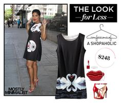 """""""The minimalist - Get Toni's look for less - $248"""" by riquee ❤ liked on Polyvore featuring moda, Jessica Simpson, Clinique ve Serfontaine"""