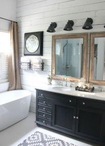 75 Modern Rustic Farmhouse Style Master Bathroom Ideas Homeastern Com Bathroom Farmhouse Style Bathroom Inspiration Decor Farmhouse Bathroom Decor