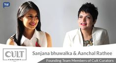 During a casual chat at breakfast earlier this year, Sanjana Bhuwalka & Aanchal Rathee came across a problem they both were facing that how difficult it is to find the right combination for statement jewelry in India. After some brainstorming the duo decided to make this happen themselves, thus, Cult Curators was born. Today, with …