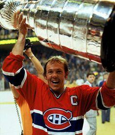 Yvan Cournoyer, 10 Stanley Cups in 15 seasons Canadiens de Montréal  Go Habs Go !!