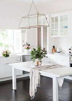 Traditional kitchen with a twist - Homes, Bathroom, Kitchen & Outdoor | Home Beautiful Magazine Australia