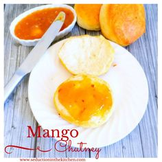 Mango Chutney from Sedution in the Kitchen