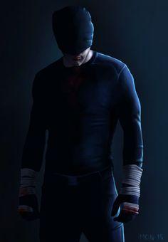 Even more Daredevil fanart!