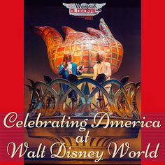 The Magical Blogorail: Celebrating America At Disney