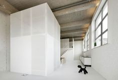 Loft Apartment by Adn Architectures | HomeDSGN