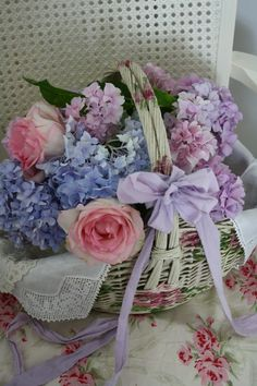 May basket: a gorgeous way to ding dong ditch! May Flowers, Beautiful Flowers, May Baskets, Joyous Celebration, Beltane, Dahlia, Summer Fun, Flower Art, Floral Arrangements