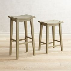 Lawson Sage Backless Bar & Counter Stool | Pier 1 Imports