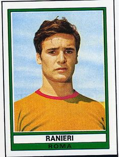 Claudio Ranieri Roma 1973