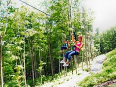 11 Insane Zip Lines for Thrill-Seeking Families