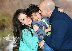 Fun winter family photo session at the park.   Copyright2014 Photos by Karen Matos
