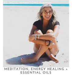I'm really excited to share this wonderful woman to those that don't already know her. Also to those that are curious or have questions about #meditation #energyhealing or the uses of #essential oil. There will be a private event at #forkandrose this Wednesday July 12 from 5:30-7:30. Tickets are limited and available. . . . http://ift.tt/2sHvCxC