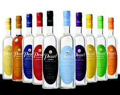 The Pearl Vodka Family.
