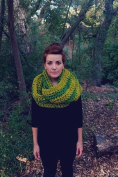 Oversized // Two Tone // Striped // Crocheted by KatrinaBadina