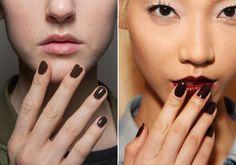 A krémes csokibarna és a vöröses sötétbarna is trendi a szezonban.