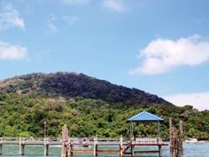 Brave the trekking routes at the Penang National Park