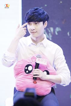 Lay - Meilishuo Fansign