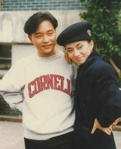 Maggie Cheung, Leslie Cheung, Anita Mui, Sammo Hung, Brigitte Lin, 90s Movies, Jackie Chan, Favorite Person, Photos