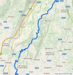 Mappa Fosse-S.Ambrogio