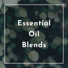 Essential Oil Recipes | Essential Oil Recipes | Copaiba
