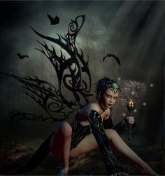 Dark Fairies -