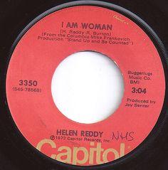 #1 on Billboard / I Am Woman / Helen Reddy