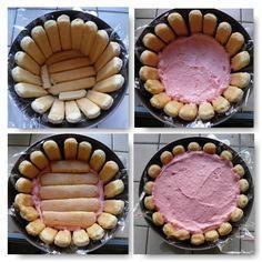 La charlotte aux framboises est une recette facile et rapide à réaliser! C'est un dessert gourmand et fruité alors lancez vous ! Charlotte aux framboises