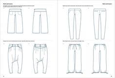 how to draw trousers - Google keresés