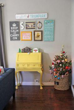 Whimsical Christmas decor and home tour