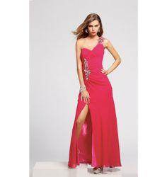 $295.00 faviana Red Carpet Dress from http://viktoriasdresses.com/ through John's Tailors