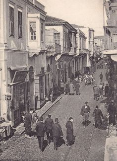 Now it is called Krini of Kalamaria Greek Independence, Greek History, Urban Architecture, Time Photo, In Ancient Times, Thessaloniki, Athens Greece, Historical Pictures, Old Postcards