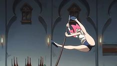 Amanda O'Neill : Competetive Broom Dancing : LWA : Little Witch Academia : Anime Kunst, Anime Art, My Little Witch Academia, Little Witch Academy, Tamako Love Story, Animation Reference, 3d Animation, Animation Tutorial, Pretty Art