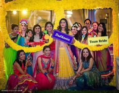 The Sweetest Bunt Wedding in Bangalore! Desi Wedding Decor, Diy Wedding Backdrop, Indian Wedding Decorations, Backdrop Decorations, Wedding Ideas, Wedding Favours, Reception Decorations, Wedding Bells, Wedding Reception