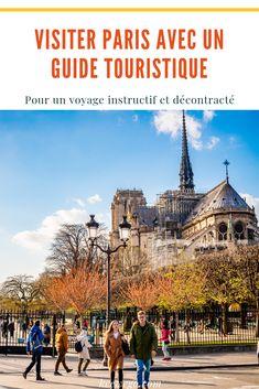 Vous visitez Paris et ne savez pas où aller? Réservez un guide touristique local qui vous présentera les sites touristiques et leur histoire grâce à des parcours parfaitement organisés .  #Paris #Voyage