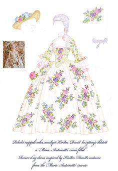 Vanda's Secret Wardrobe - Marie Antoinette by maya40.deviantart.com on @deviantART