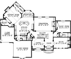 One Story House Plans additionally Modern House Plans also Modular Covered Porch Kit moreover Ed27970f9baae876 Ranch House Plans With Walkout Basement Ranch House Plans With Wrap Around Porch additionally Photo Gallery House Plan 36255tx. on large house plans with angled garage