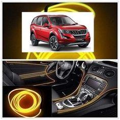 Mahindra XUV 500 2018 Car Dashboard 5M Car Interior Light YELLOW Price-400/- Laura Car, Car Accessories List, Jetta Car, Volkswagen Jetta, Car Body Cover, Tucson Car, Police Lights, Chevrolet Aveo