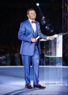 Malawian Prophet, Shepherd Bushiri Filled Up Africa's Largest Stadium -See Photos From The Crusade | How Africa News