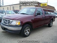 1999 Ford F150, 100,022 miles, $2,999.