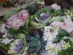 Cabbage Patch Arrangement