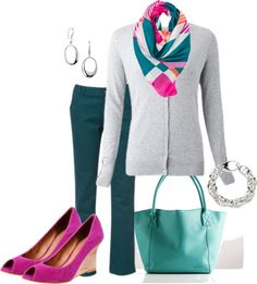 """""""Casual Friday"""" by annabouttown ❤ liked on Polyvore"""