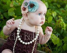 50% OFF Select Original Newborn Petti Romper in 22 by chicbabyrose