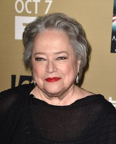 Pin for Later: All the Best Snaps From the Star-Studded American Horror Story: Hotel Premiere Kathy Bates