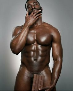 Image may contain: 1 person Hot Black Guys, Black Boys, Black Men, Dark Man, Male Form, Guy Pictures, In The Flesh, Foto E Video, Muscles