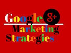 GooglePlus Marketing Strategies Board all about strategies you can learn and implement by very educational #infographics that are included in this board.