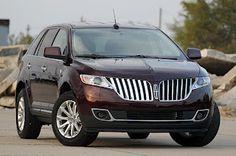 #Lincoln MKX 2012 #Motor