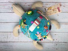 Развивающая игрушка черепашка – купить в интернет-магазине на Ярмарке Мастеров с доставкой - CY0TVRU