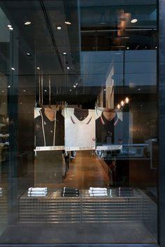 Fred Perry – Shirt Windows by studioXAG, UK » Retail Design Blog