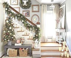 I wanted to share my favorite 65 Modern Farmhouse Christmas Decor today. I love Rustic Christmas Decor all through the year, but it's especially fun to decorate our house in Modern Farmhouse Christmas Decor with pops of plaid, wood &… Continue Reading → Rustic Farmhouse, Farmhouse Style, Farmhouse Ideas, Rustic Style, Farmhouse Stairs, Farmhouse Trim, Farmhouse Curtains, Rustic Modern, Western Style